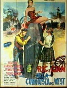Рик и Джан покоряют Запад (1967)