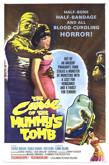 Проклятие гробницы мумии (1964)