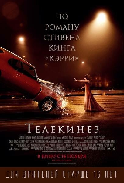 Телекинез (2013) - смотреть онлайн