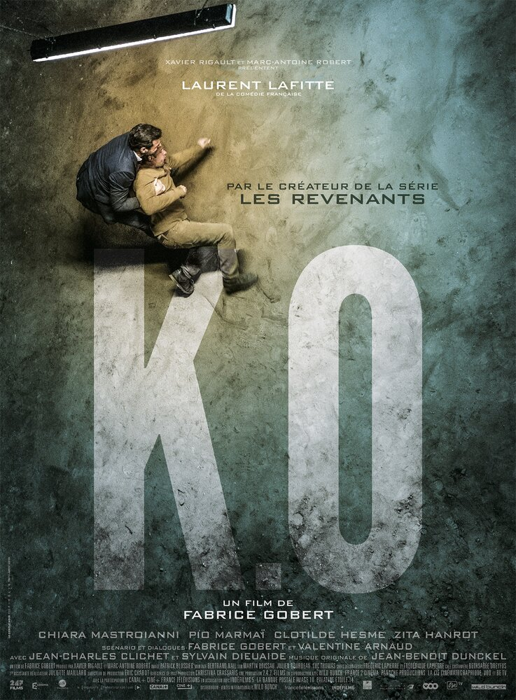Нокаут / K.O. (2017)