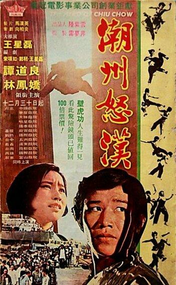 Скачать дораму Кровная месть Chao Zhou nu han