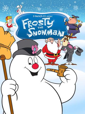 Приключения Снеговика Фрости (1969)