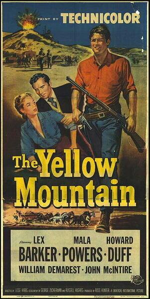 Жёлтая гора (1954)