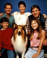 Новые приключения Лэсси (1989) полный фильм онлайн