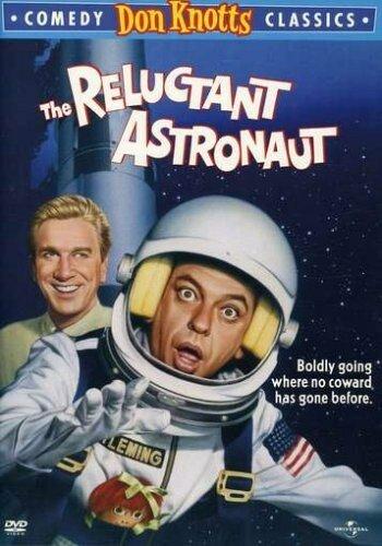 Amazoncom The Reluctant Astronaut Don Knotts Leslie