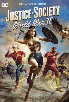 Justice Society- World War II