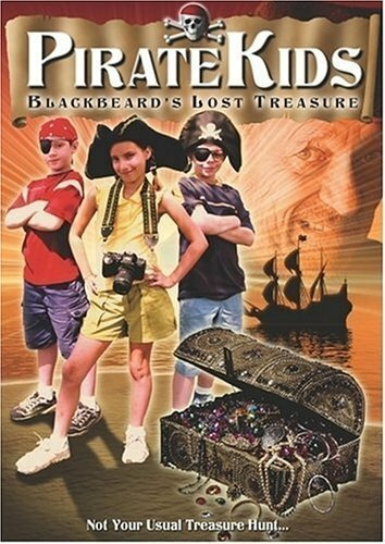 (Pirate Kids: Blackbeard's Lost Treasure)