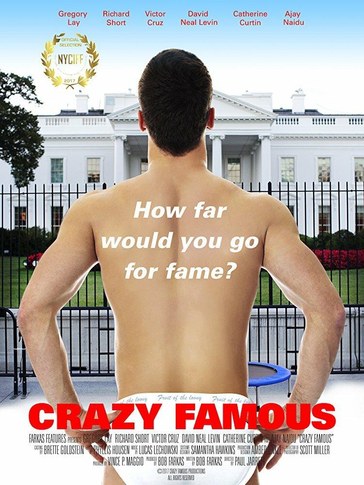 Безумная знаменитость / Crazy Famous (2017)