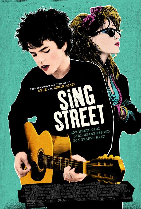 Отзывы к фильму – Синг Стрит (2015)
