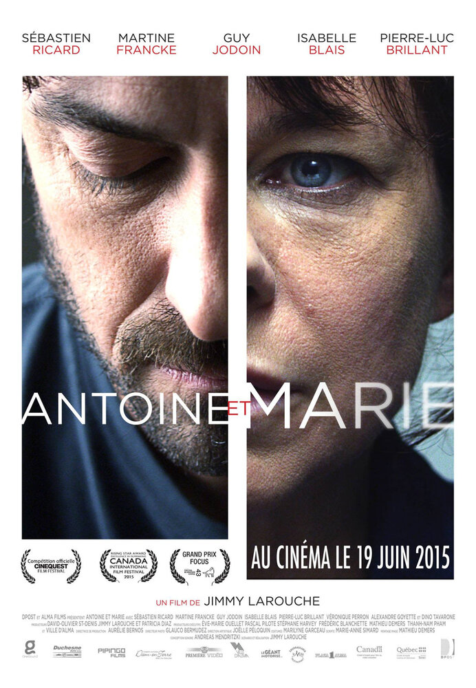 Посте Антуан и Мари смотреть онлайн