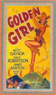 Золотая девочка (1951)