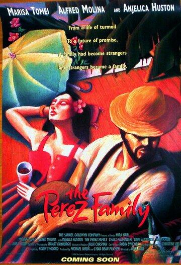 Постер к фильму Семья Перес (1995)