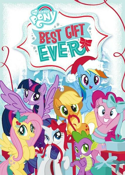 My Little Pony: Best Gift Ever (2018) смотреть онлайн в хорошем качестве