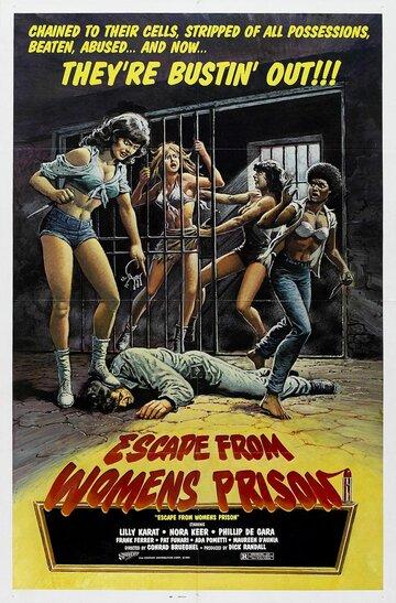 Побег из женской тюрьмы (1978) полный фильм