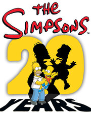 Смотреть онлайн К 20-летию Симпсонов: В 3D! На льду!