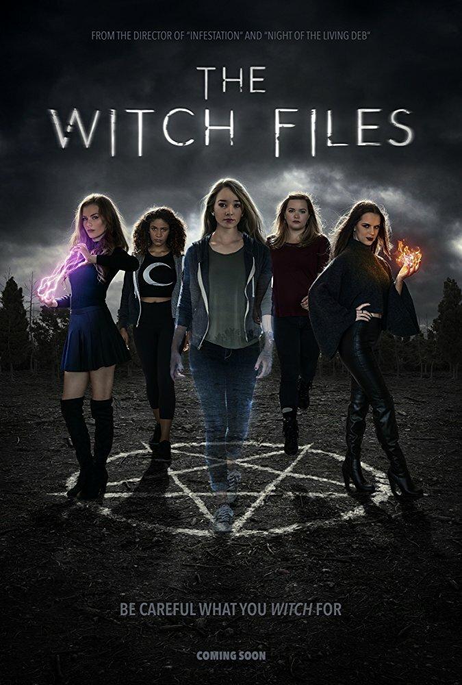 Досье ведьмы (2018)