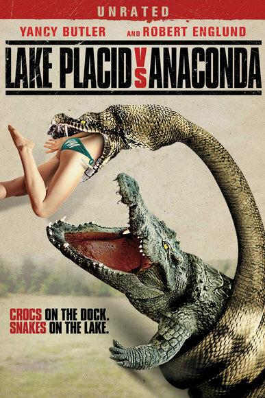 Озеро страха: Анаконда смотреть онлайн
