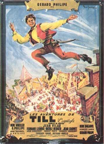 Приключения Тиля Уленшпигеля (1956)
