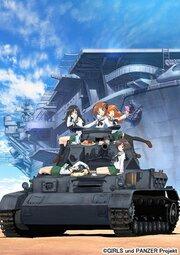 Смотреть онлайн Девушки и танки