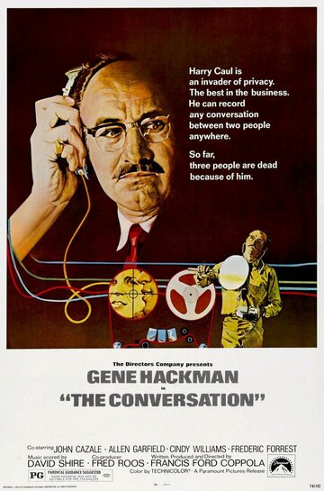 Разговор (1974) полный фильм онлайн
