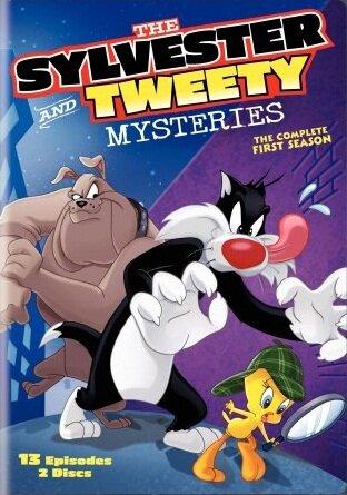 Сильвестр и Твити: Загадочные истории 1995 | МоеКино
