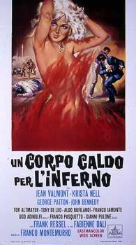 Un corpo caldo per l'inferno (1969)