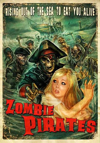 Зомби пираты 2014