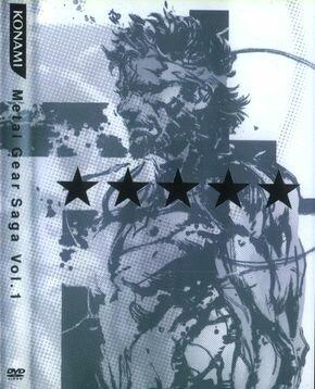 Metal Gear Saga Vol.1
