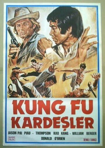 Братья кунг-фу на диком западе (1973)