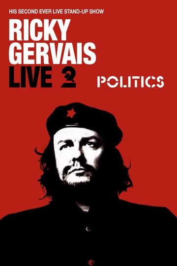 Рики Джервэйс: Политика