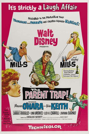 Ловушка для родителей (1961) полный фильм онлайн