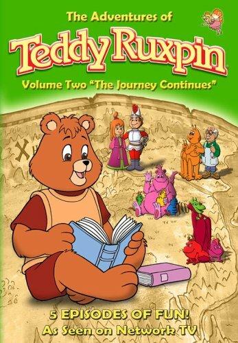 Приключения Тедди Ракспина (1987) полный фильм