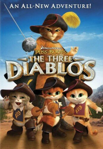 ��� � �������: ��� �������� (Puss in Boots: The Three Diablos)