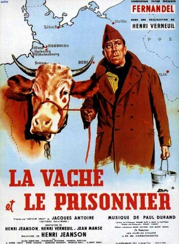 Корова и солдат
