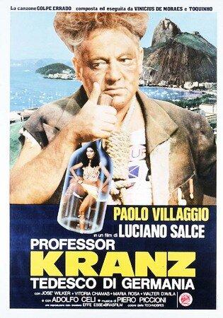 Профессор Кранц, немец из Германии (1978)