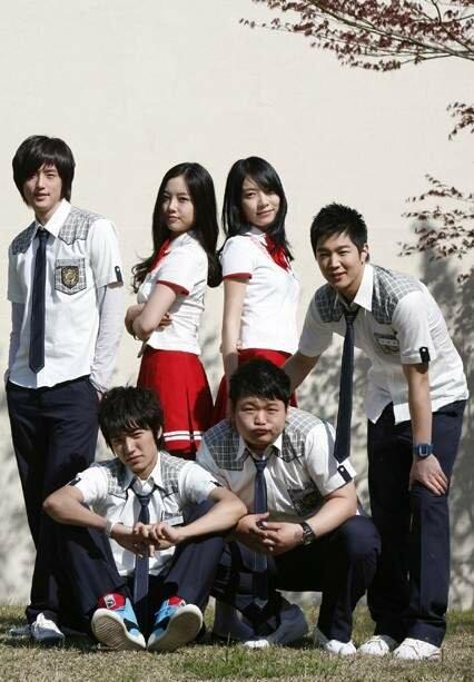 493960 - Вперед, скумбрия, вперед! ✦ 2007 ✦ Корея Южная