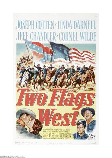 Два флага Запада (1950)