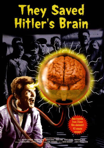 Они сохранили мозг Гитлера / They Saved Hitler's Brain (1968) DVDRip | L1