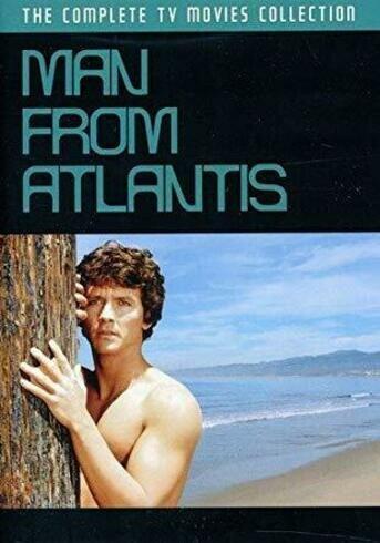 Человек из Атлантиды (1977) полный фильм