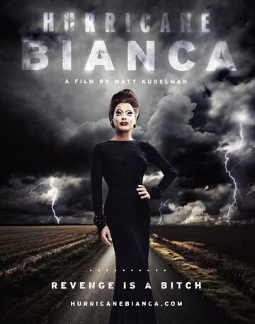Постер             Фильма Ураган Бьянка