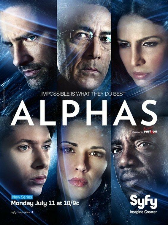 Люди Альфа (2011)