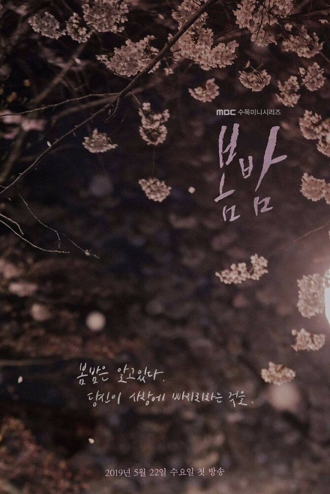 1234914 - Весенняя ночь ✦ 2019 ✦ Корея Южная