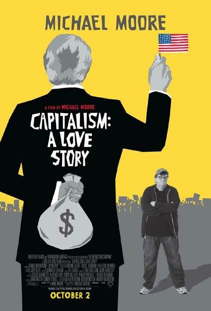 Постер Капитализм: История любви