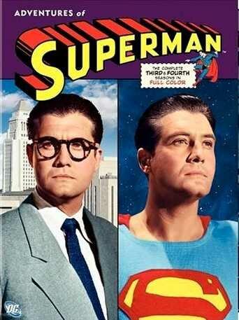 Приключения Супермена (сериал 1952/1958)