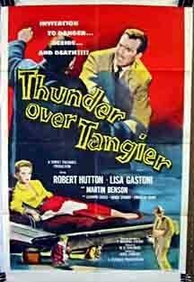 Человек из Танжера (1957)