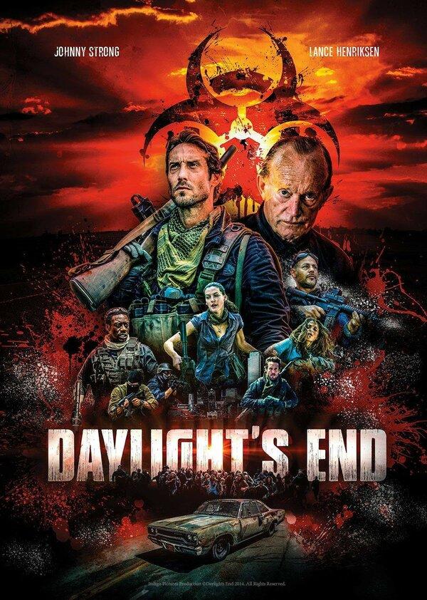 Отзывы к фильму – Конец дня (2016)
