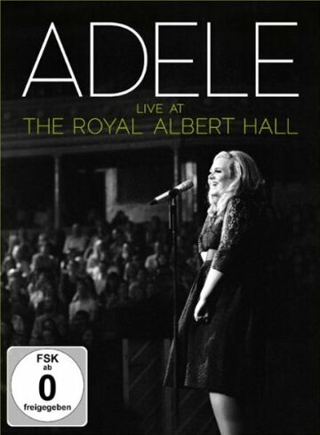 Адель: Концерт в Королевском Альберт-Холле (видео)