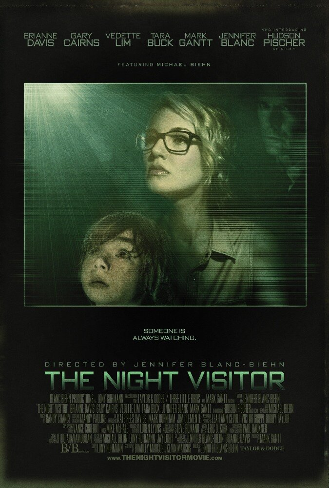 Night visitor смотреть онлайн