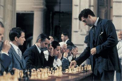 Рецензия на фильм Защита Лужина (The Luzhin Defence) 2000