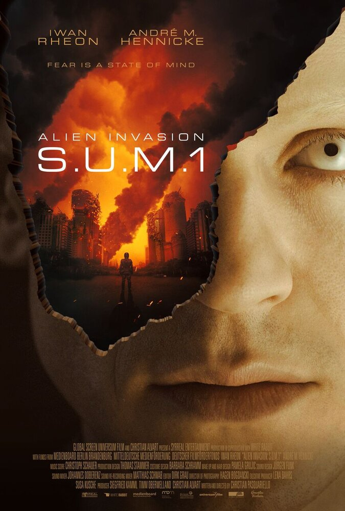 Вторжение пришельцев: S.U.M.1 / Sum1 (2017)